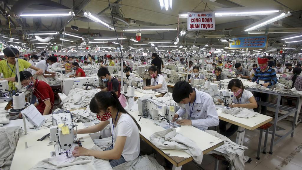 Dệt may Việt Nam tăng cường ứng dụng công nghệ số trong sản xuất (12/7/2019)