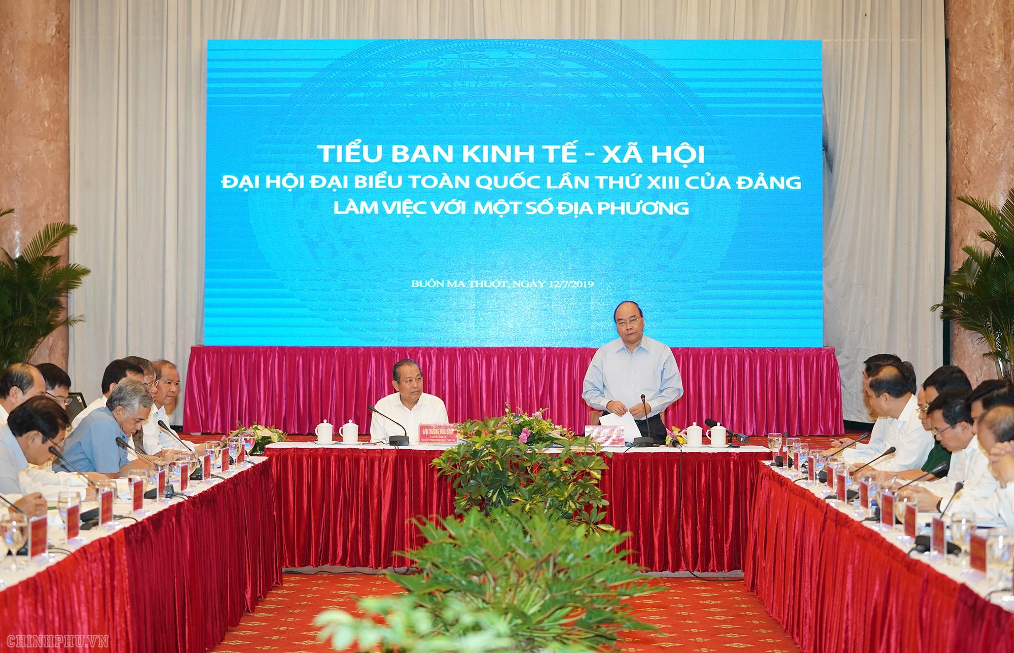 THỜI SỰ 12H TRƯA 12/7/2019: Thủ tướng Nguyễn Xuân Phúc chủ trì họp Tiểu ban Kinh tế xã hội 10 tỉnh thành phố duyên hải miền Trung và Tây Nguyên.
