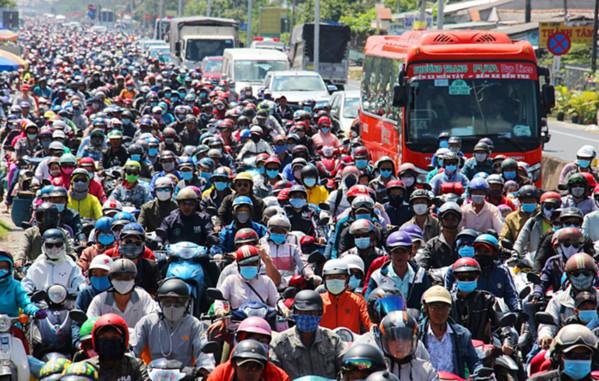 THỜI SỰ 18H CHIỀU 11/7/2019: Dân số Việt Nam vượt mốc 96 triệu người, trở thành quốc gia đông dân thứ 3 Đông Nam Á và thứ 15 trên thế giới.