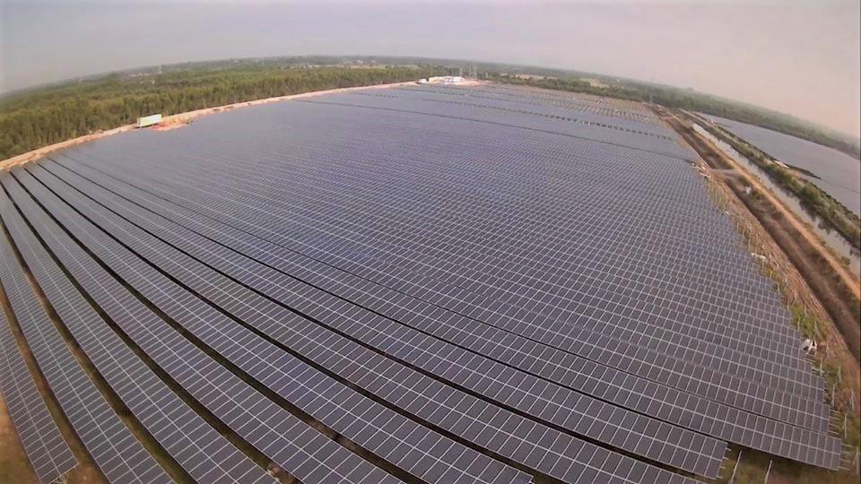 THỜI SỰ 18H CHIỀU 6/7/2019: Nhà máy điện Mặt Trời Sao Mai, An Giang, chính thức hoạt động, hoà lưới điện quốc gia.
