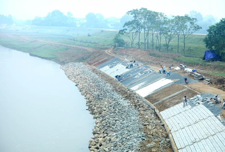 Công trình thủy lợi ở Vĩnh Phúc: Còn đó nỗi lo trong mùa mưa bão (26/7/2019)