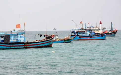 Cần chấn chỉnh các vi phạm về khai thác trên biển (10/7/2019)