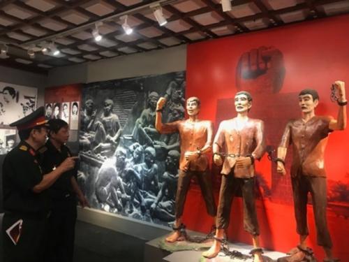 Sáng mãi phẩm chất kiên trung của các chiến sỹ cách mạng bị địch bắt tù đày (26/7/2019)