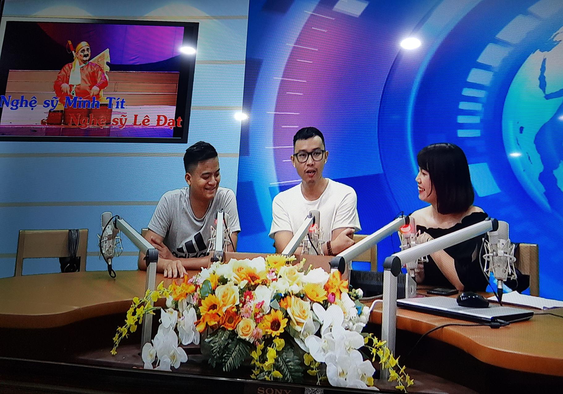 Hai nghệ sĩ: Minh Tít và Lê Đạt với tâm huyết giữ gìn bảo tồn văn hóa nghệ thuật truyền thống (13/7/2019)
