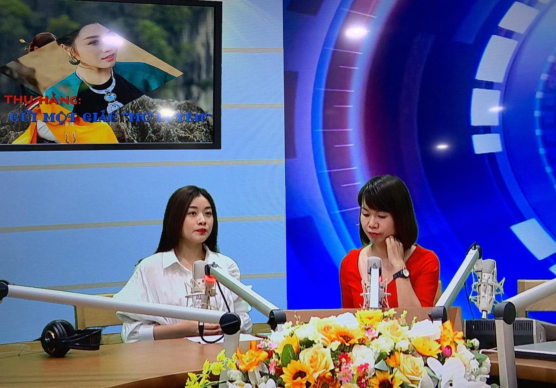 Chat với ca sỹ Thu Hằng - Quán quân Sao Mai dòng nhạc dân gian 2015 (20/7/2019)