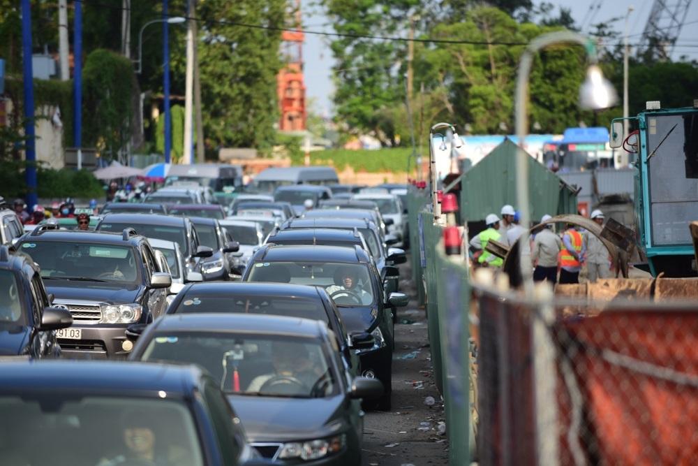 Sở Giao thông Vận tải thành phố Hồ Chí Minh, xin xây dựng 34 trạm thu phí không dừng ôtô đi vào khu vực trung tâm nhằm giảm áp lực giao thông khu vực nội đô (18/7/2019)