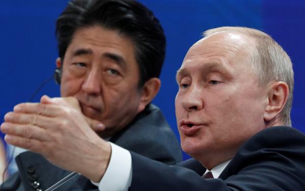 Nga - Nhật vẫn bế tắc trong đàm phán tranh chấp lãnh thổ (16/7/2019)