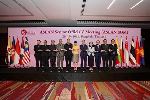 Trọng tâm Hội nghị Bộ trưởng Ngoại giao ASEAN lần thứ 52 (31/7/2019)