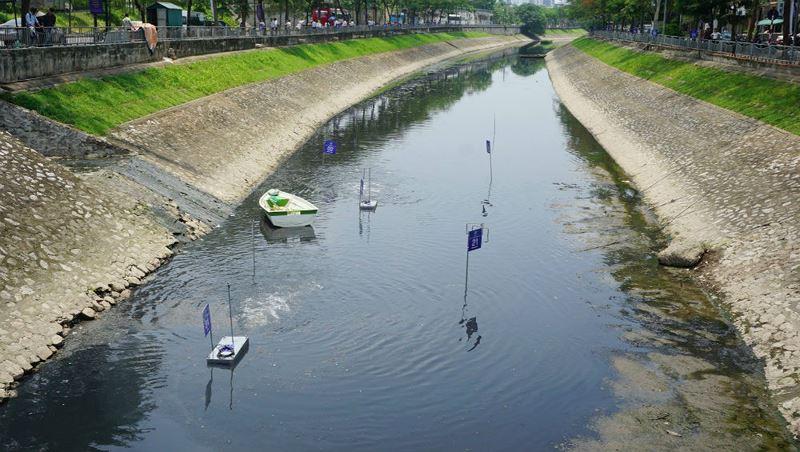 Đề xuất cống hóa những con sông ở thủ đô Hà Nội, trong đó có sông Tô Lịch (10/7/2019)