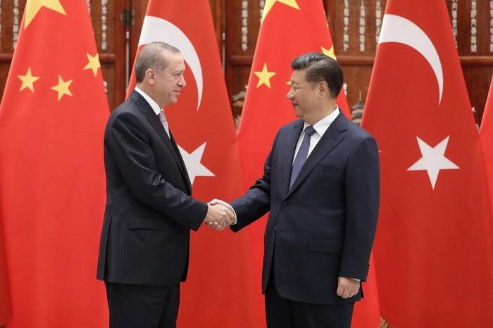 Thổ Nhĩ Kỳ tìm cách đa dạng hóa mối quan hệ với Trung Quốc (3/7/2019)