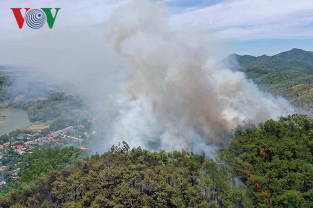 Phòng cháy, chữa cháy rừng: Trách nhiệm từ nhiều phía (16/7/2019)