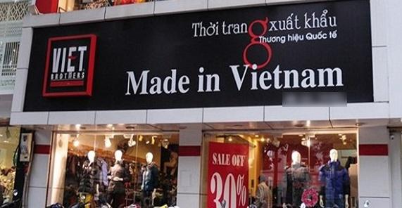 """Vấn nạn hàng nhái """"Made in Vietnam"""" (24/7/2019)"""