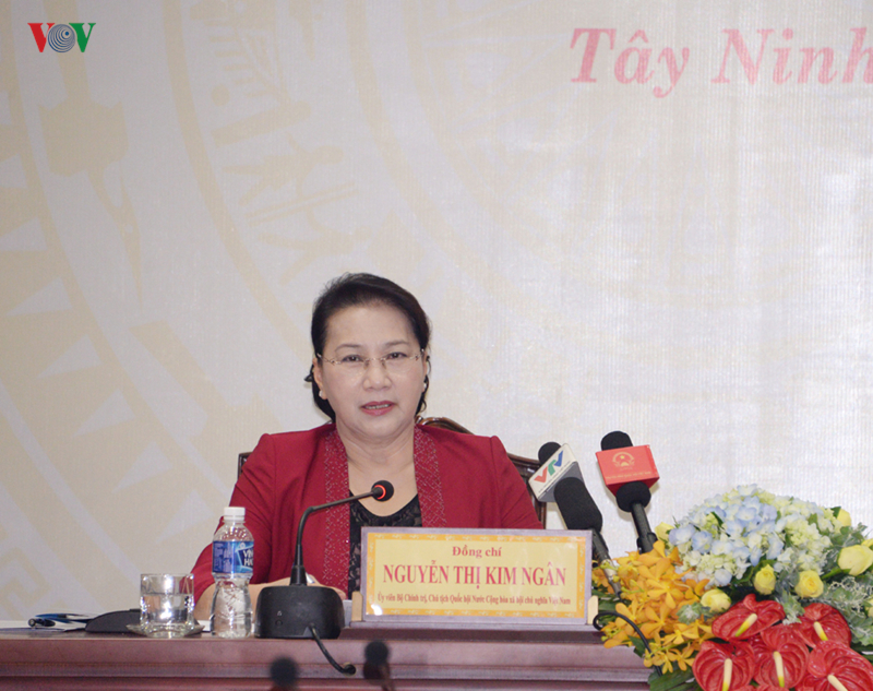 THỜI SỰ 18H CHIỀU 23/7/2019: Chủ tịch Quốc hội Nguyễn Thị Kim Ngân dự Lễ truy điệu, an táng hài cốt liệt sỹ tại tỉnh Tây Ninh và làm việc với lãnh đạo tỉnh Tây Ninh.