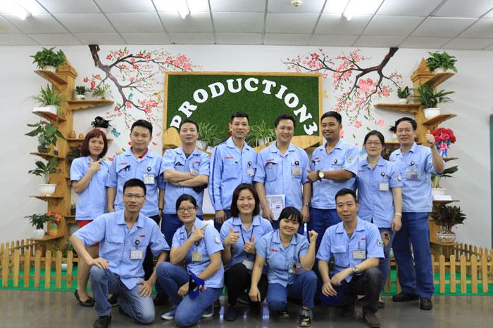 Tổ chức công đoàn Công ty TNHH YAMAHA motor Việt Nam bảo vệ quyền và lợi ích cho người lao động tại doanh nghiệp (28/7/2019)