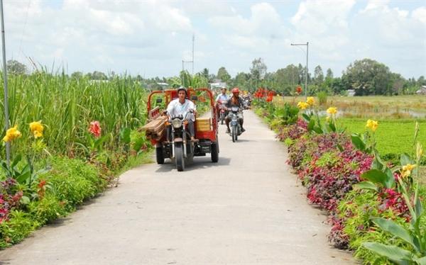 Bí quyết thành công trong xây dựng nông thôn mới ở Đồng bằng sông Cửu Long (18/7/2019)