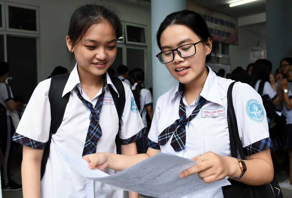 Điểm thi Trung học phổ thông Quốc gia 2019: Đảm bảo hai mục tiêu xét công nhận tốt nghiệp và tuyển sinh đại học cao đẳng (16/7/2019)