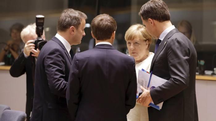 Bế tắc bầu chọn nhân sự cấp cao châu Âu và những tác động! (2/7/2019)