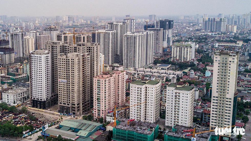 Điều chỉnh quy hoạch đối với nhà cao tầng - Vì lợi ích của ai? (17/7/2019)