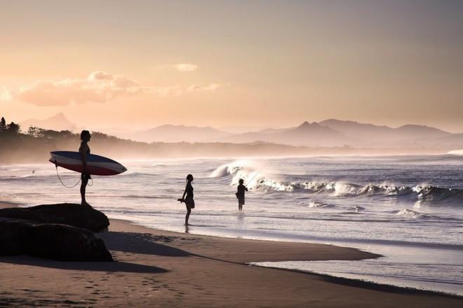 Bãi biển Shonan - Nhật Bản, nơi khai sinh của văn hóa lướt ván hiện đại (28/7/2019)