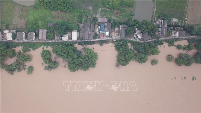 THỜI SỰ 6H SÁNG 12/7/2019: Mưa lớn tại Trung Quốc gây lũ lụt, gần 80.000 người phải sơ tán.