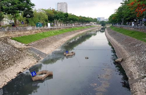 Hãy để sông Tô Lịch hồi sinh (11/7/2019)