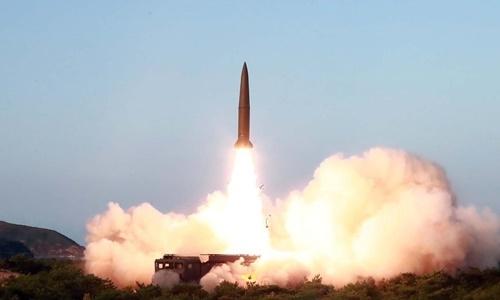 Triều Tiên phóng tên lửa lần thứ hai trong vòng một tuần (31/7/2019)