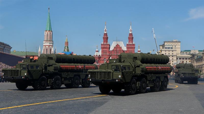 Tên lửa S-400: Vũ khí gây rạn nứt mối quan hệ giữa Thổ Nhĩ Kỳ và các nước phương Tây (9/7/2019)