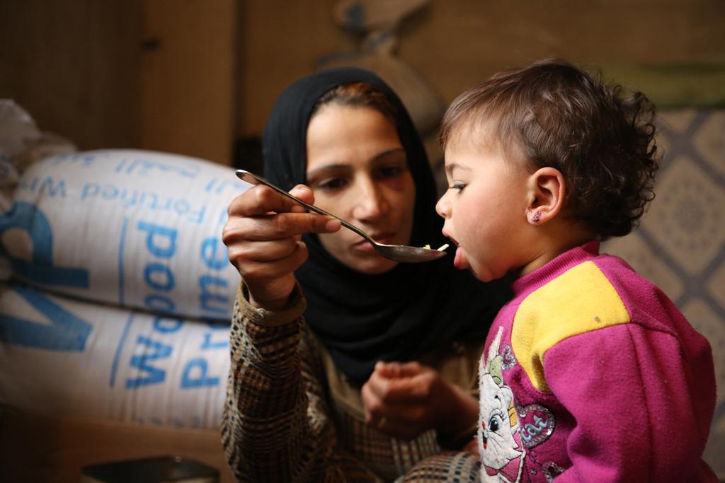 Người dân Syria mong cuộc sống có thể trở lại bình thường, thu nhập ổn định từ chăn nuôi và sản xuất (30/7/2019)