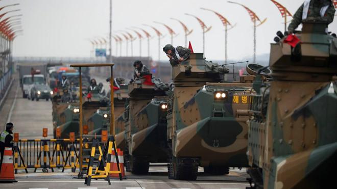 Tập trận Mỹ - Hàn và những tác động đến hồ sơ Triều Tiên (30/7/2019)