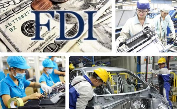 7 tháng: Tổng vốn đầu tư trực tiếp nước ngoài vào Việt Nam đạt hơn 20 tỷ USD (31/7/2019)