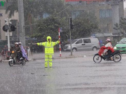 THỜI SỰ 6H SÁNG 4/7/2019: Bão số 2 gây mưa lớn khắp Hà Nội, các tỉnh thành phố phía Bắc và miền Trung.