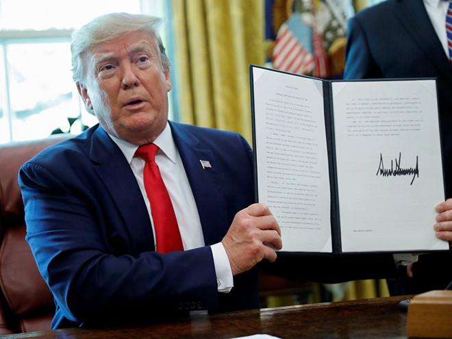 Mỹ đáp trả mạnh mẽ: Quan hệ Mỹ - Iran lại tăng nhiệt (21/7/2019)