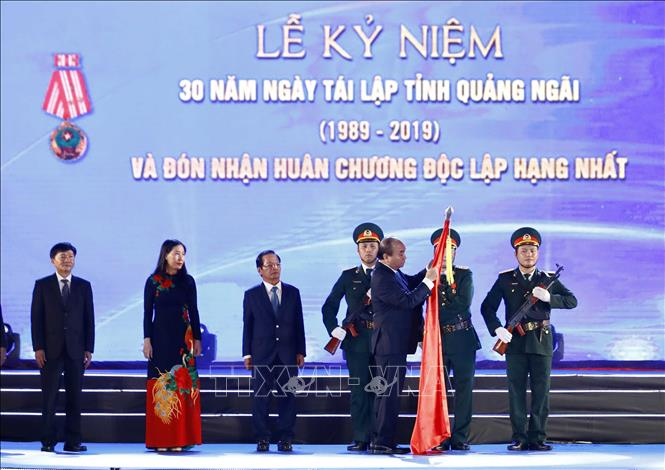 THỜI SỰ 6H SÁNG NGÀY 3/7/2019: Thủ tướng Nguyễn Xuân Phúc dự lễ kỷ niệm 30 năm tái lập tỉnh Quảng Ngãi.
