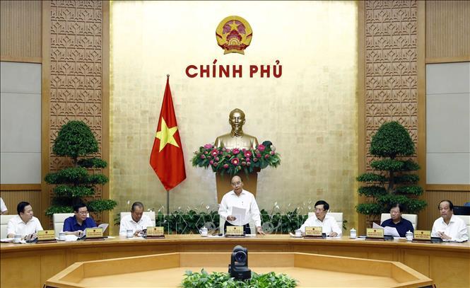 THỜI SỰ 12H TRƯA 17/7/2019: Thủ tướng Nguyễn Xuân Phúc làm việc với Ủy ban Quản lý vốn Nhà nước tại doanh nghiệp.