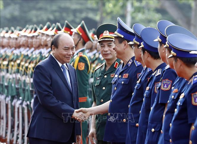 THỜI SỰ 12H TRƯA 11/7/2019: Thủ tướng Nguyễn Xuân Phúc thăm và làm việc với Bộ Tư lệnh Cảnh sát biển Việt Nam.