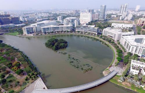 Giá thuê văn phòng ở Thành phố Hồ Chí Minh tiếp tục tăng cao (1/8/2019)