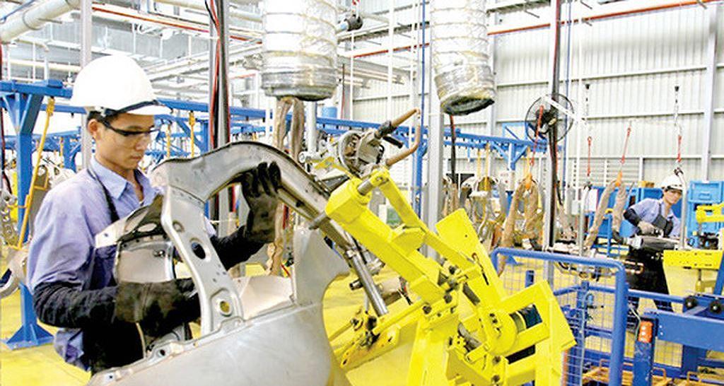 """Năng suất lao động: Đáng báo động ở khu vực """"đầu tàu""""- sản xuất công nghiệp (26/8/2019)"""