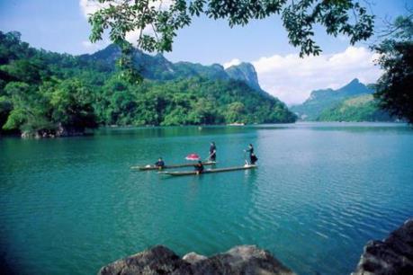 Hồ Ba Bể, một trong những hồ nước ngọt lớn nhất thế giới (30/8/2019)