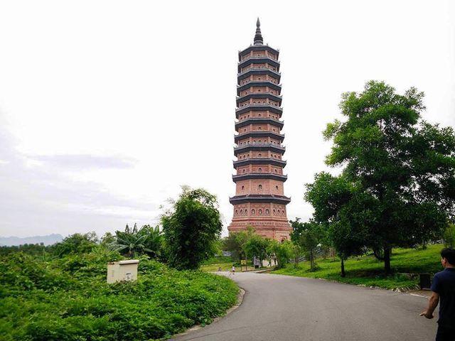 Bảo Tháp xá lợi, Bảo Tháp cao nhất Đông Nam Á (23/8/2019)