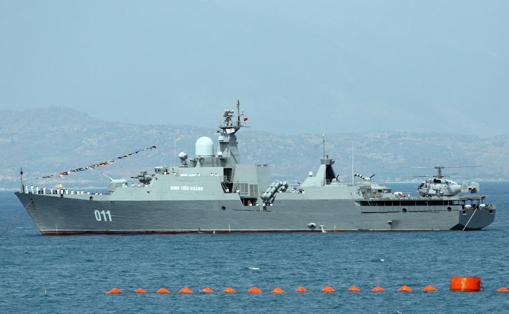 Làm chủ những con tàu hiện đại – bảo vệ vững chắc chủ quyền biển đảo (26/8/2019)