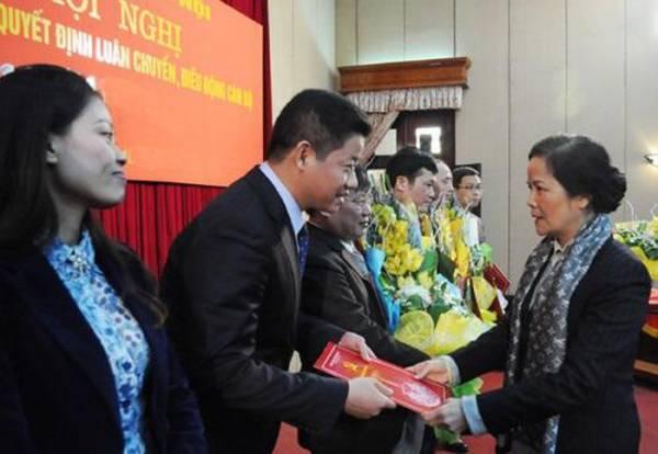 Hiệu quả luân chuyển cán bộ ở Hà Nội (6/8/2019)