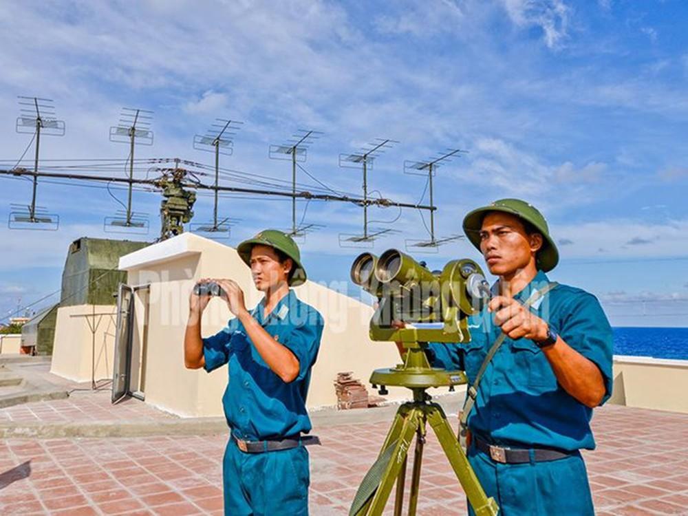 Những người lính radar