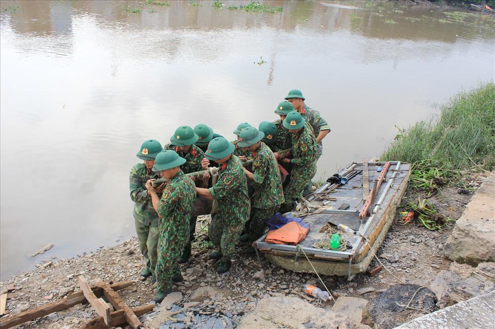 THỜI SỰ 6H SÁNG 20/8/2019: Hải Phòng di dời thành công quả bom 250kg dưới lòng sông Tam Bạc (20/8/2019)