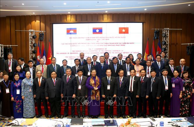 THỜI SỰ 12H TRƯA 17/8/2019: Hội nghị lần thứ 7 Uỷ ban Đối ngoại ba nước Campuchia - Lào - Việt Nam với chủ đề: