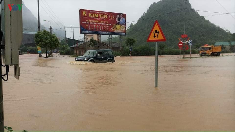 THỜI SỰ 06H00 SÁNG 5/8/2019: Mưa lũ do hoàn lưu bão số 3 đã làm 19 người chết và mất tích. Thiệt hại có thể vẫn tăng do mưa lớn tiếp tục trong hôm nay và ngày mai tại Thanh Hóa.