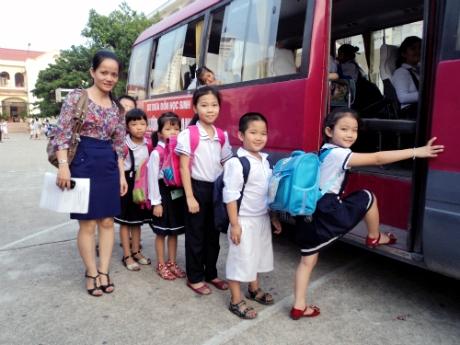 THỜI SỰ 6H SÁNG 17/9/2019: Bộ Giáo dục và Đào tạo yêu cầu tăng cường bảo đảm an toàn cho học sinh khi sử dụng dịch vụ đưa đón bằng xe ô tô.
