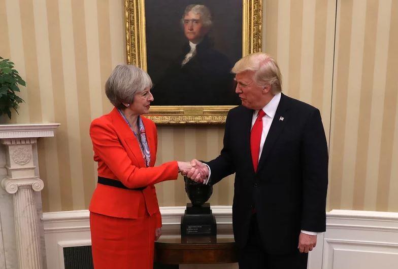 Mỹ - Anh xây dựng quan hệ hậu Brexit (9/8/2019)