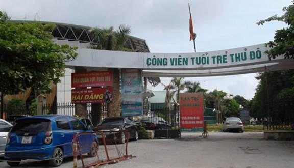 Liệu Hà Nội có bất lực trước sai phạm ở công viên Tuổi trẻ hay không? (27/8/2019)