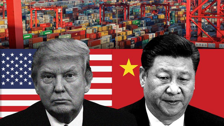 Cuộc chiến thương mại Mỹ - Trung leo thang nguy hiểm (7/8/2019)