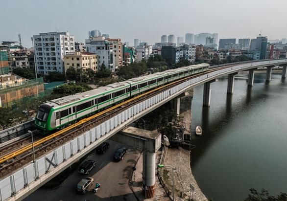 Bộ Giao thông vận tải nhận lỗi tuyến đường sắt Cát Linh - Hà Đông chậm tiến độ, rồi sao nữa? (13/8/2019)